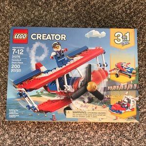 NWT - Lego Daredevil Stunt Plane